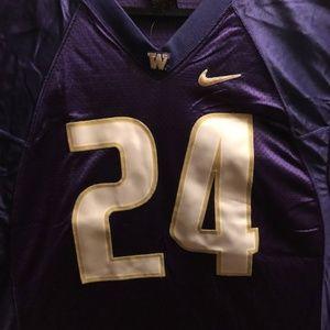 Washington Huskies Football Jersey - Nike #24